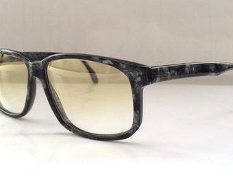 80s Vintage German Metzler Dandy D-Frame Wayfarer Sunglasses