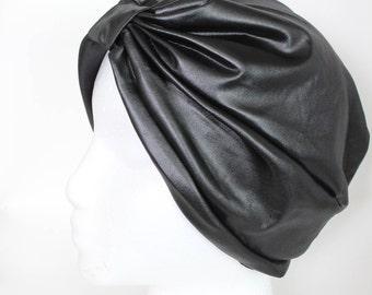 Turban, Black Turban, Celebrity Turban, Turban Headband, Front Twist Hat, Beautiful Turban, Simple Turban, Fashion Turban, Hairloss Turban