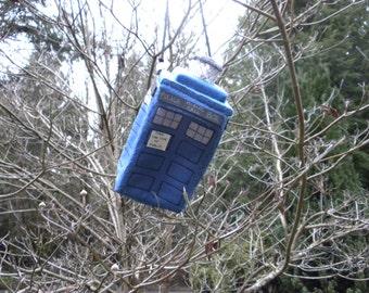 TARDIS Blue Police Box Purse