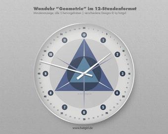 Wooden clock geometry