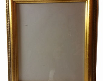 Gilded Wooden Rectangle  Frame