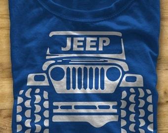 Jeep T-Shirt (Off-Road)