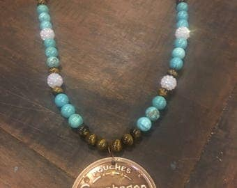 Copenhagen Chunky Bead Necklace