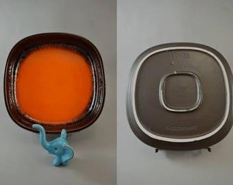 Vintage bowl / Scheurich / 341 28   West Germany   WGP   60s