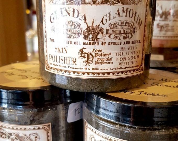 Happy Hobbit Mud Scrub - Dead Sea Mineral Mud, Sugar Scrub -Love Potion Magickal Perfumerie