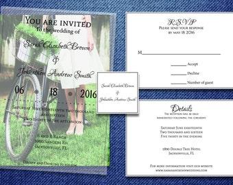 Vellum Invitation Suite