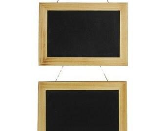 Framed Chalkboards Large. Perfect for Home Decor, Weddings, Restaurants, Shop Pricing etc