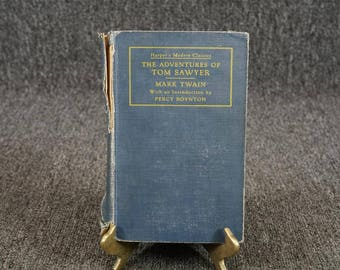 The Adventures Of Tom Sawyer By Mark Twain C. 1920