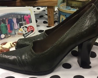 Women's vintage Bally shoes (UK 4)