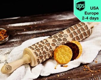 Easter 3 in 1 - Big rolling pin