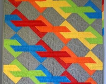 PDF Pattern - Infinity MINI Quilt