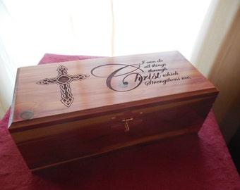 All Things Cedar Box