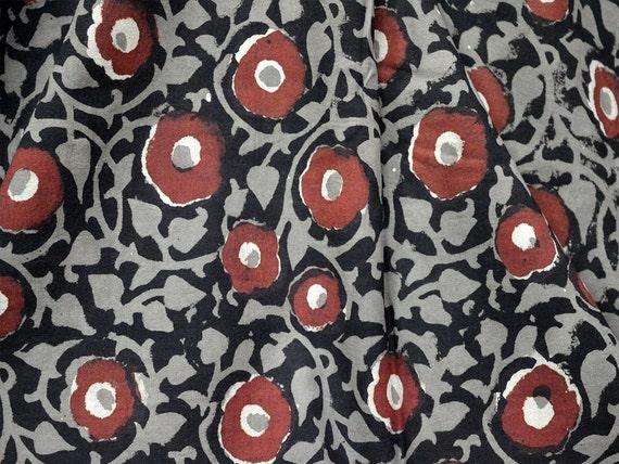 Bloquer imprimer coton tissu coton par cour main tissu Teinture tissu coton