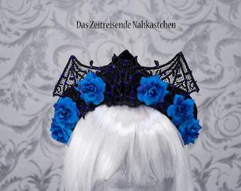 Bat - Kokoshnik, Crown, Headdress, Headband #10