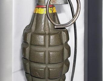 Canvas 16x24; Mk 2 Grenade
