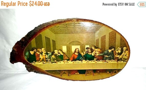 The Last Supperlast Supper Wall By Junkyardblonde On Etsy