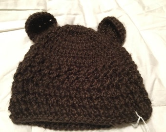 Bear Hat - Infant