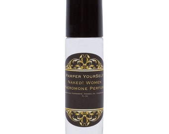 Warm Vanilla & Sugar Pheromone Perfume Oil 1/3 Fl Oz