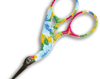 "Kinki Amibari Stork Scissors 3.5"" ***Free Shipping***"