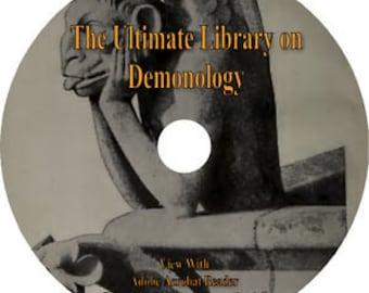 Demonology Demons Satan Occult Witchcraft ebooks