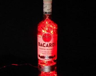 Bacardi Bottle Light