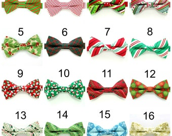 Christmas bow tie for Men,Toddlers ,Boys,baby