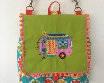 Backpack * bag * caravan