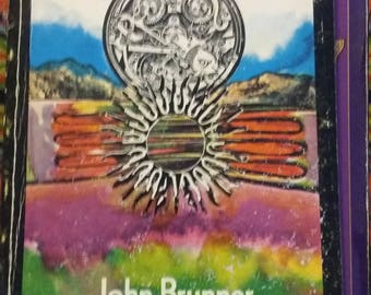 Time Jump by John Brunner. First Printing December 1973