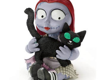 Tim Burton's The Nightmare Before Christmas Figurine - LI'L SALLY & LUCKY