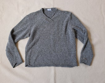 Vintage Columbia Nubby Sweater
