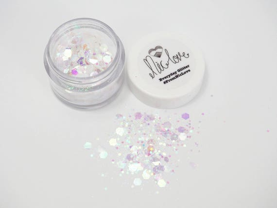 Iridescent Angel Cosmetic Face Glitter