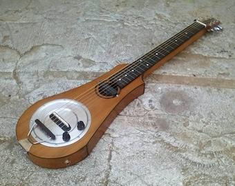 Aralda Lap Steel Slide Guitar