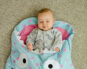 Baby gift Baby sleeping bag Baby blanket Sleepsack Sleeping bag Newborn gift Swaddling Newborn blanket Swaddle blanket Stroller blanket