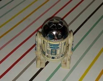 Vintage 1977 Star Wars Kenner R2-D2 Figure