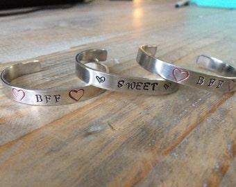 Little girls bracelets