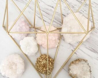 Crystals Geode / Borax crystal