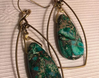 Sea Sediment Jasper Drops