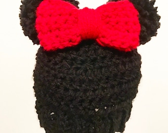 Miss Mouse Beanie