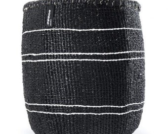 African Kiondo Basket Large, Kenya