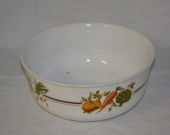 Arcopal, vegetables, snack bowl