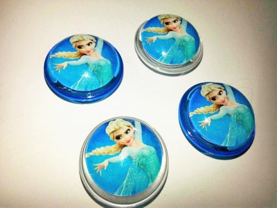 elsa magnetsdisney frozen magnetsset of four magnetsoffice
