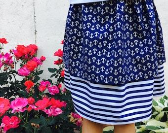 Sailor Summer Play Skirt