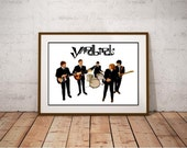 The Yardbirds 1965 Poster – Beck Relf McCarty Dreja Samwell-Smith