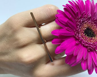 Balance Ring (gold plated)