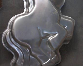 Wilton Cake Pan Pony Horse