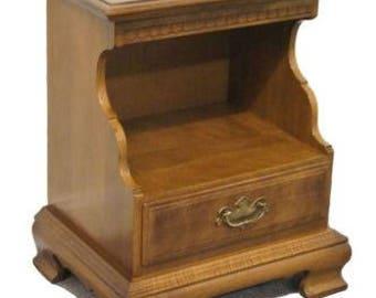 ETHAN ALLEN Classic Manor Cabinet Nightstand 15-5206