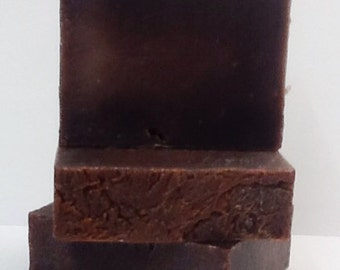 Vegan Frankincense & Myrrh Soap Loaf