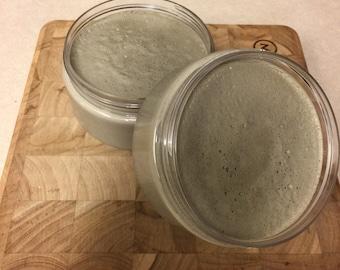 Sea Clay Face Mask - 8 oz jar