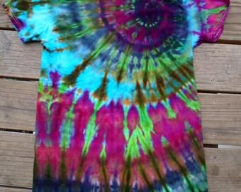 S Scarelt Summer Rain Tie Dye
