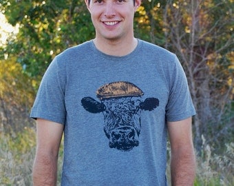 Stanley the Cow Unisex T-Shirt